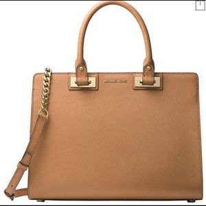Michael Kors Large Quinn Satchel